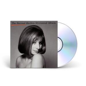 The Second Barbra Streisand Album CD