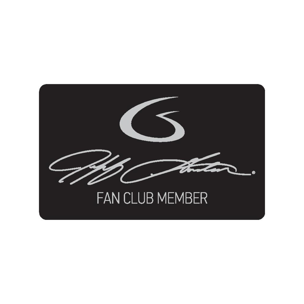 2021 Jeff Gordon Fan Club – Package 3 – Autographed ELITE Die Cast