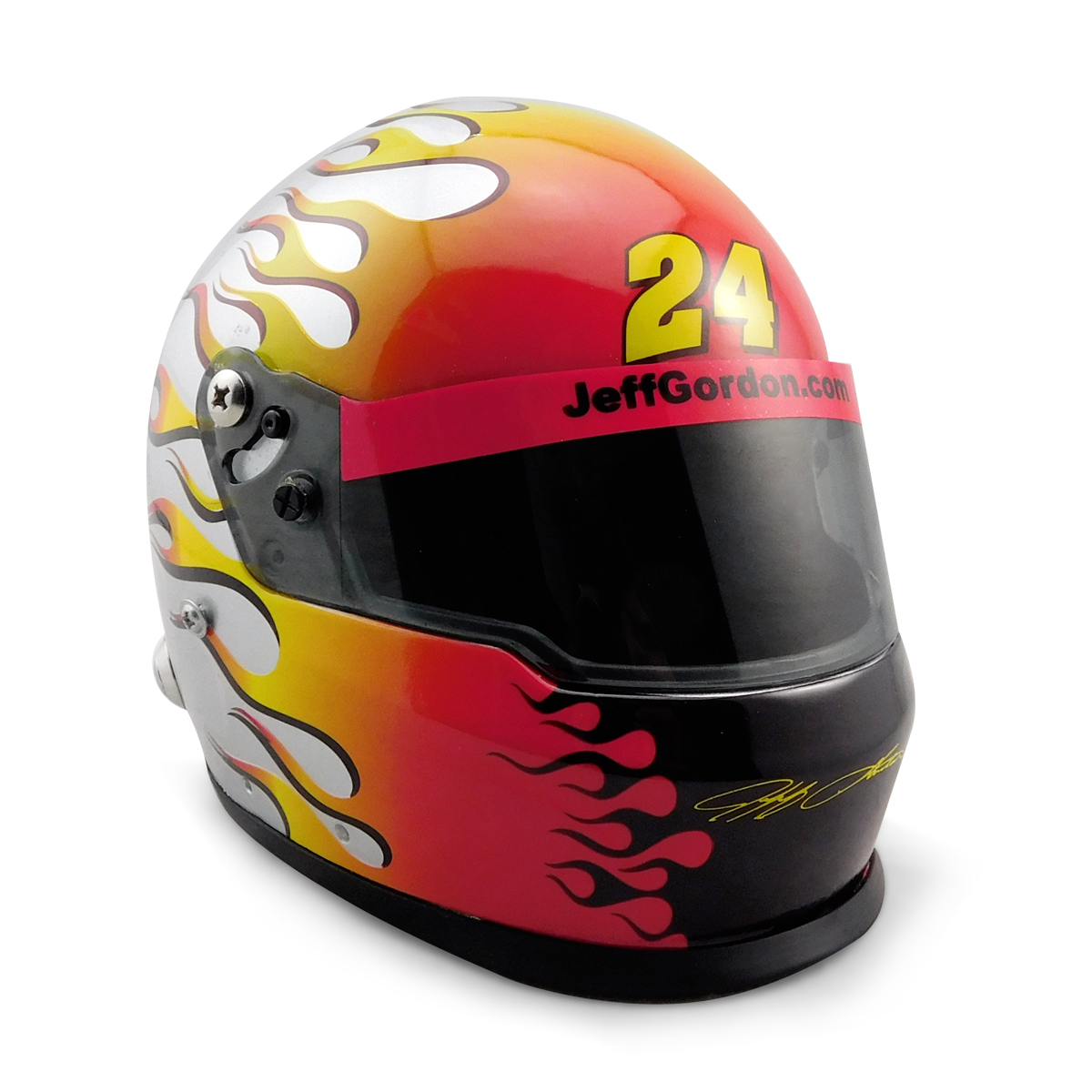 Jeff Gordon #24Ever Homestead Mini Replica Helmet