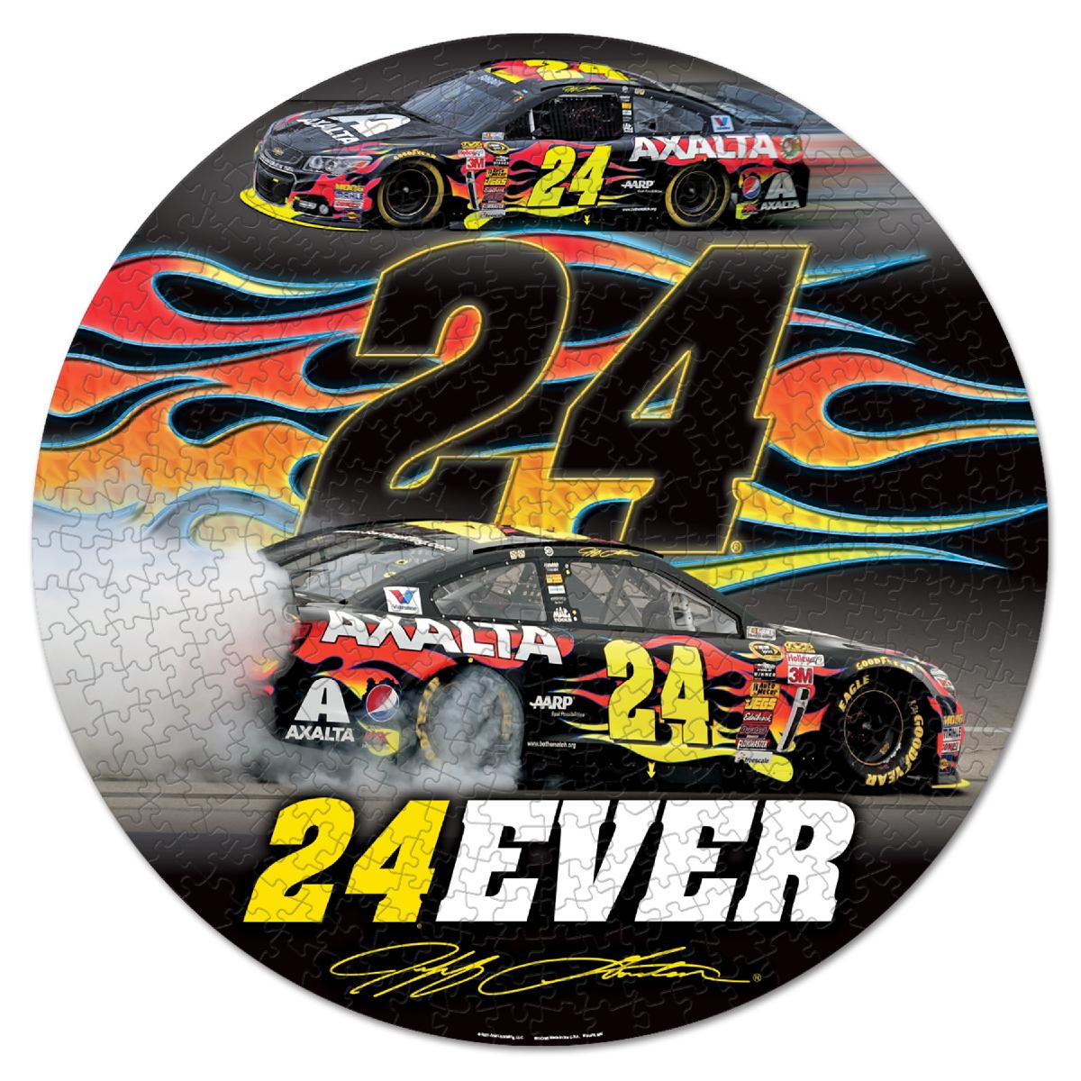 Jeff Gordon #24Ever 500 Piece Puzzle