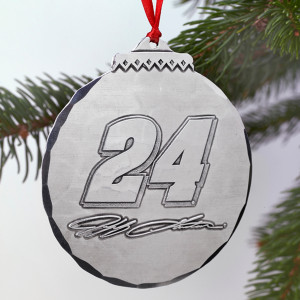 Jeff Gordon #24 Classic Bulb Ornament