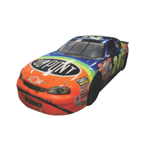 Jeff Gordon 1997 NASCAR No. 24 DuPont Daytona 500 Race Win 1:64 Die-Cast