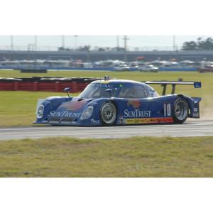 2007 No. 10 SunTrust Pontiac Riley DP 1:18 Scale Resin Car