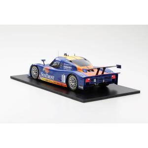 2007 No. 10 SunTrust Pontiac Riley DP 1:18 Scale Resin Car – Autographed By Jeff Gordon, Wayne Taylor, Max Angelelli & Jan Magnussen