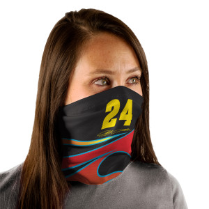 Jeff Gordon Neck Gaiter – Flames
