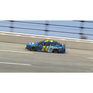 Autographed Jeff Gordon 2020 Pepsi Axalta Throwback iRacing Talladega #24 Liquid Color ARC 1:24 Scale Die Cast