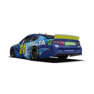 Jeff Gordon 2020 Pepsi Axalta Throwback iRacing Talladega #24 ARC 1:24 Scale Die Cast