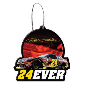 Jeff Gordon #24Ever Ornament