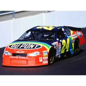 Jeff Gordon #24 2000 Richmond Race Win 1:64 Scale Die Cast