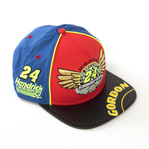 Jeff Gordon #24 New Era 5X Brickyard Champion Hat (In Box)