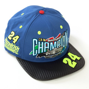 Jeff Gordon #24 New Era 3X Daytona 500 Champion Hat (In Box)