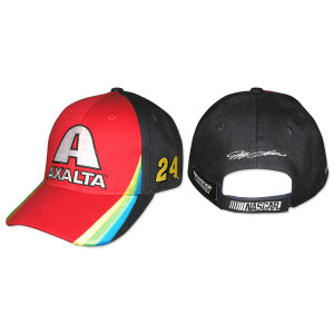 Jeff Gordon # 24 Bristol Rainbow Rides Again Youth Element Hat