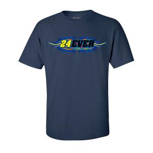 Jeff Gordon #24Ever Flames T-Shirt