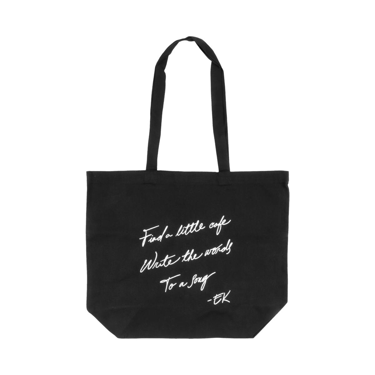 Emily King Tote Bag
