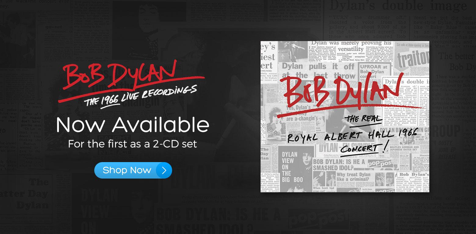 Bob Dylan - The Real Royal Albert Hall (2-CD Set)