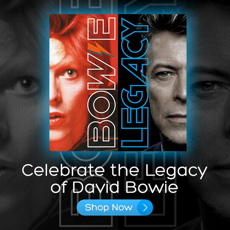 David Bowie - Legacy (2-CD Set)