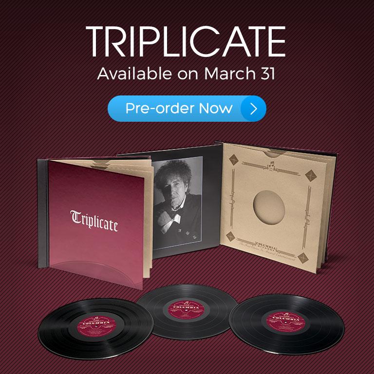 "Dylan 'Triplicate"""