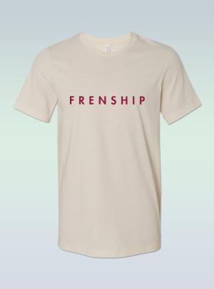 FRENSHIP Text Tee