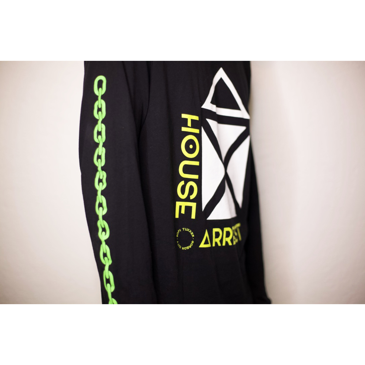 House Arrest Long Sleeve Tee