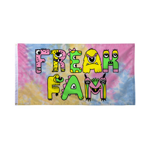 Freak Fam Flag - Sherbert