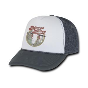 Desert Skull Trucker Hat