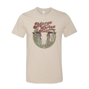 Desert Skull Cream T-Shirt