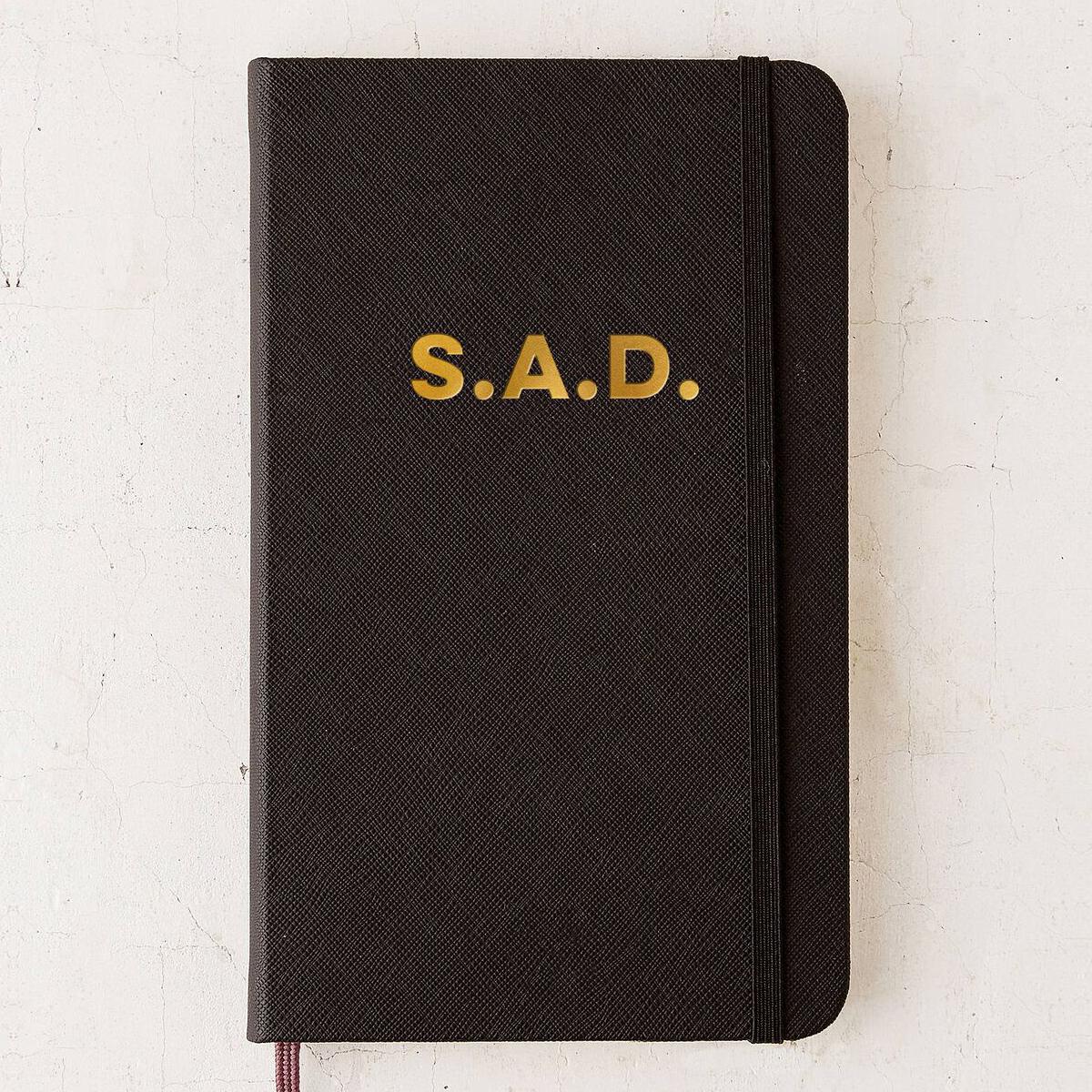 S.A.D. Notebook