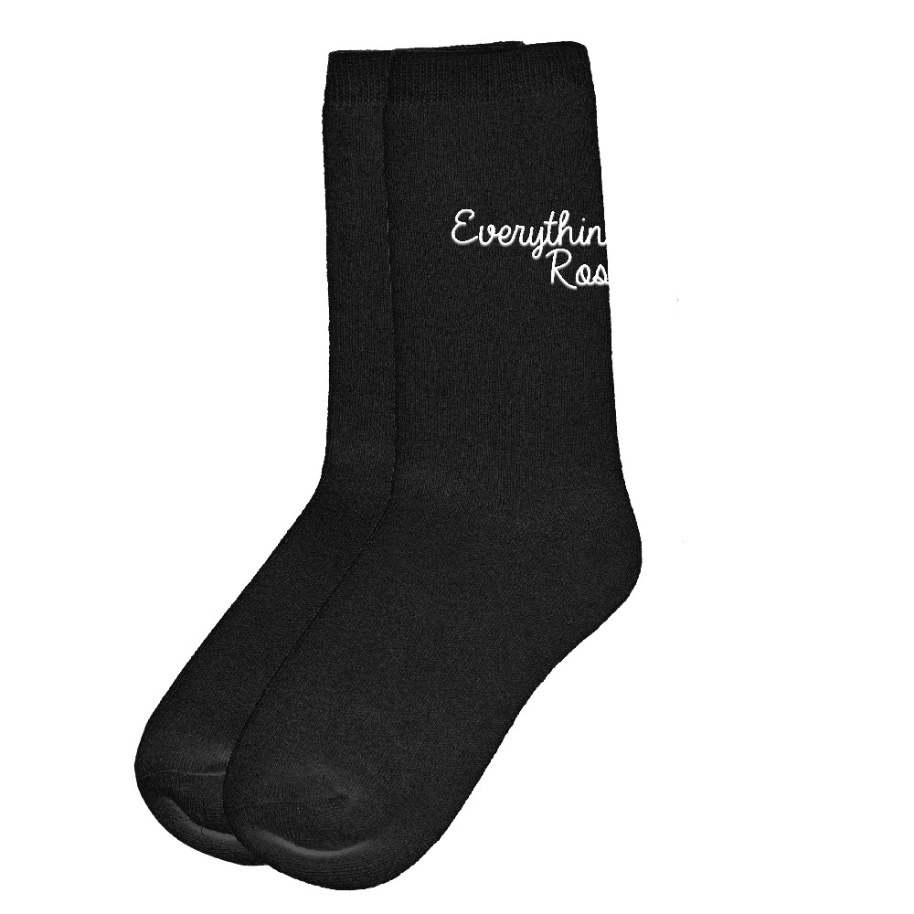 """Katy Perry """"Everything's Rosy"""" Socks"""