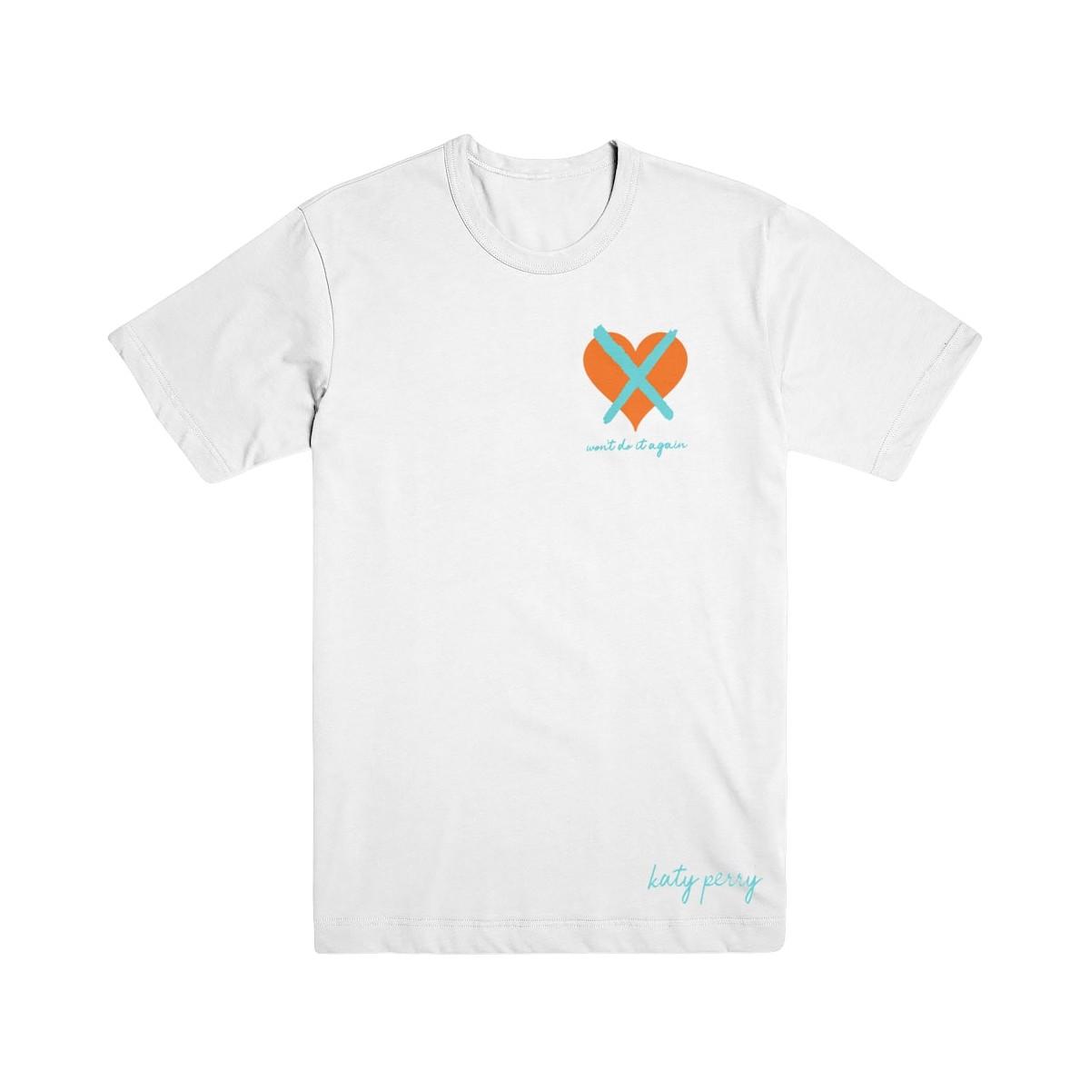 Won't Do it Again Pocket Print T-Shirt