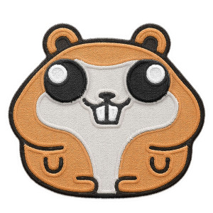 Katy Perry Hamster Patch
