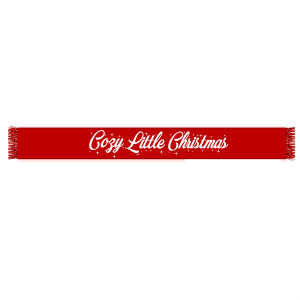 Cozy Little Christmas Scarf