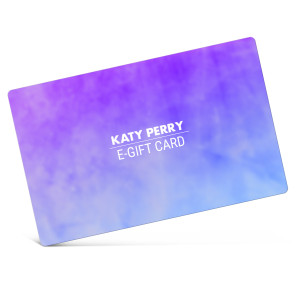 Katy Perry eGift Card