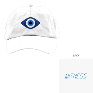Eye Witness White Dad Hat