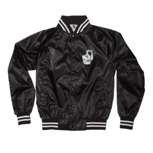 Katy Perry Dance Dance Dance Black Varsity Jacket