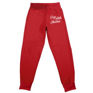 Cozy Little Christmas Red Sweatpants