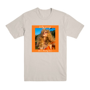 Never Really Over Photo T-Shirt