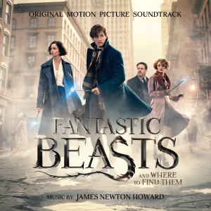 Fantastic Beasts and Where to Find Them: Original Motion Picture Soundtrack CD