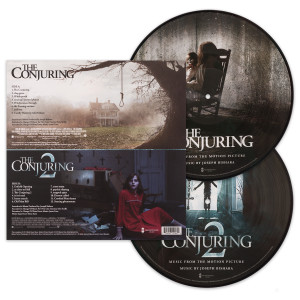 Music From The Conjuring 1 & 2 (LP Picture Disc)