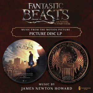 Fantastic Beasts And Where To Find Them: Music From The Motion Picture (Picture Disc LP)