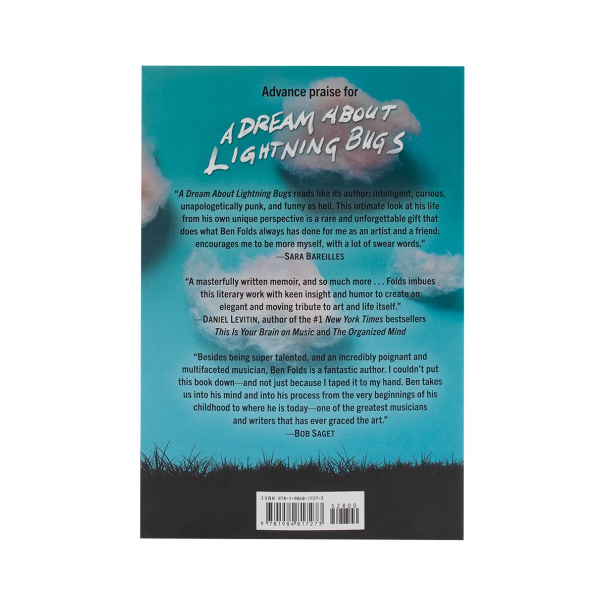 Ben Folds - A Dream About Lighting Bugs Book