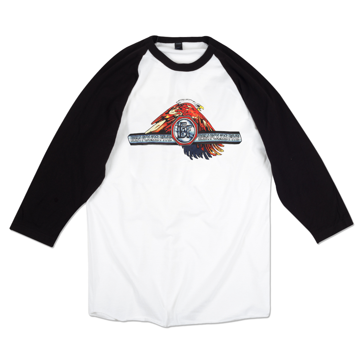 Ben Folds Eagle Raglan
