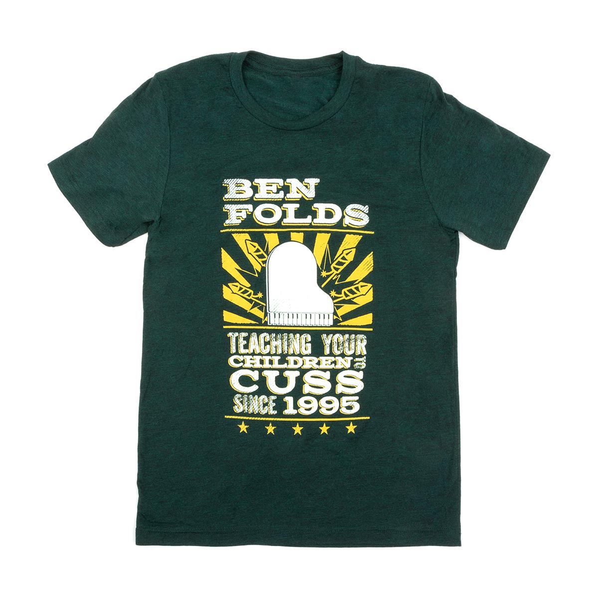 CUSS T-shirt (Green)