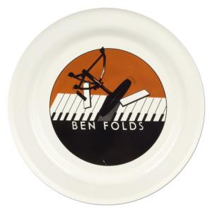 Ben Folds Frisbee