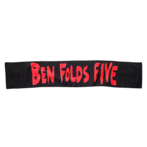 Ben Folds BFF Towel