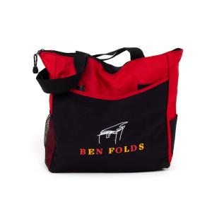 Ben Folds Zip Up Tote Bag