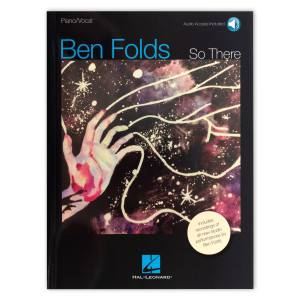 Ben Folds So There Piano/Vocals Songbook