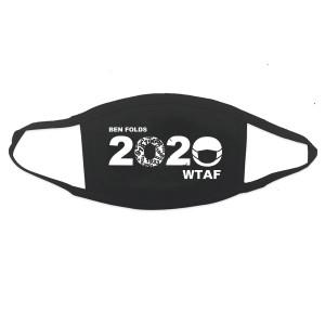 Ben Folds 2020 WTAF Face Mask