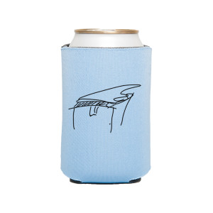 Piano Sketch Koozie