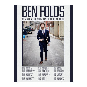 2021 Tour Poster
