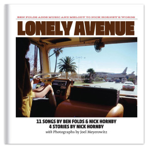 Ben Folds Lonely Avenue Deluxe CD